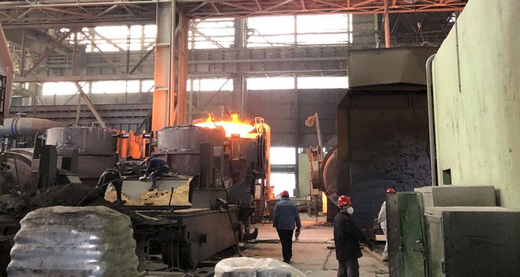 鋼鐵廠除塵